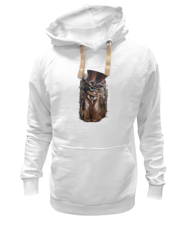Printio Кот граф толстовка wearcraft premium унисекс printio кот леопольд