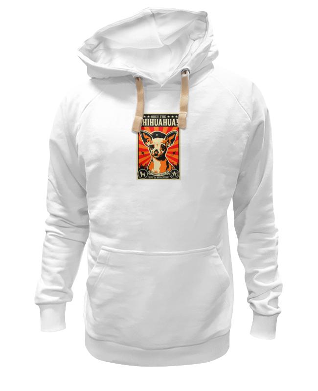 Толстовка Wearcraft Premium унисекс Printio Собака: chihuahua футболка стрэйч printio собака chihuahua