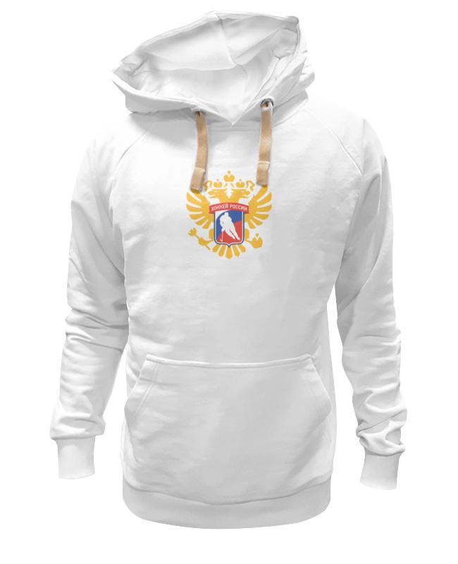 Толстовка Wearcraft Premium унисекс Printio Красная машина - хоккей россии stilnyashka stilnyashka толстовка красная