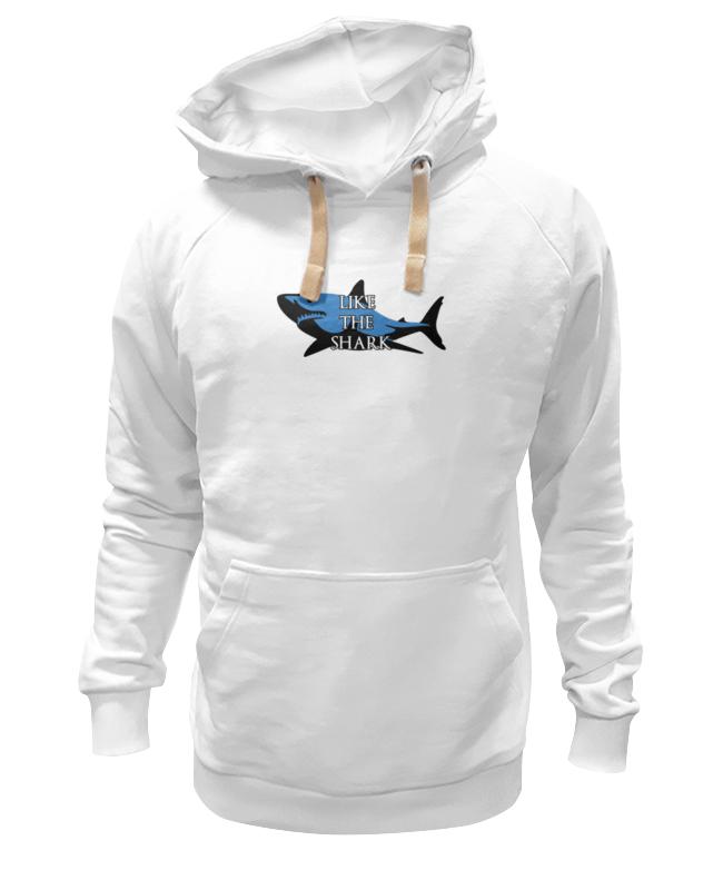 Толстовка Wearcraft Premium унисекс Printio Like the shark толстовка enjoi thick like fog navy