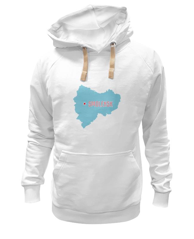 Толстовка Wearcraft Premium унисекс Printio Смоленская область. смоленск