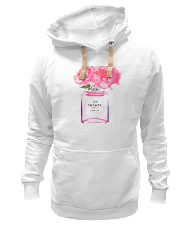 Толстовка Wearcraft Premium унисекс Printio Флакон цветочных духов