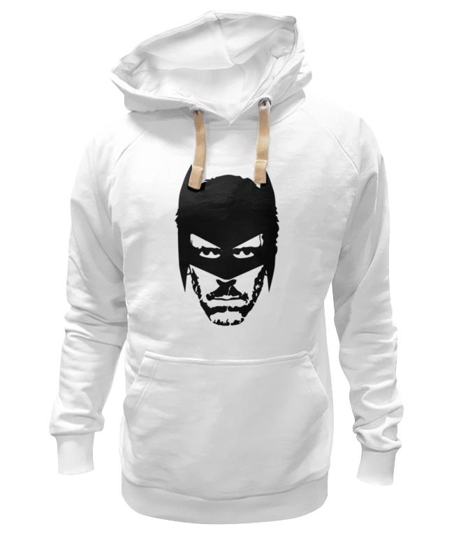 Толстовка Wearcraft Premium унисекс Printio Доктор хаус в маске бэтмена цена