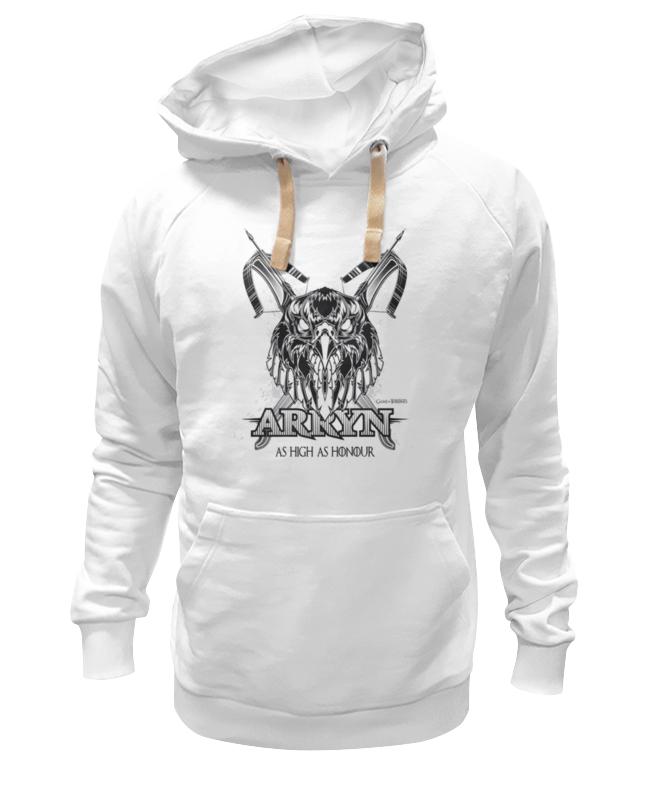 Толстовка Wearcraft Premium унисекс Printio Орел арренов (игра престолов) майка классическая printio орел арренов игра престолов