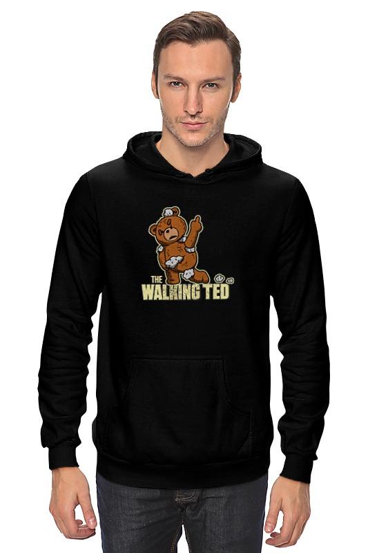 Толстовка Wearcraft Premium унисекс Printio Ted zombie футболка wearcraft premium printio ted pss