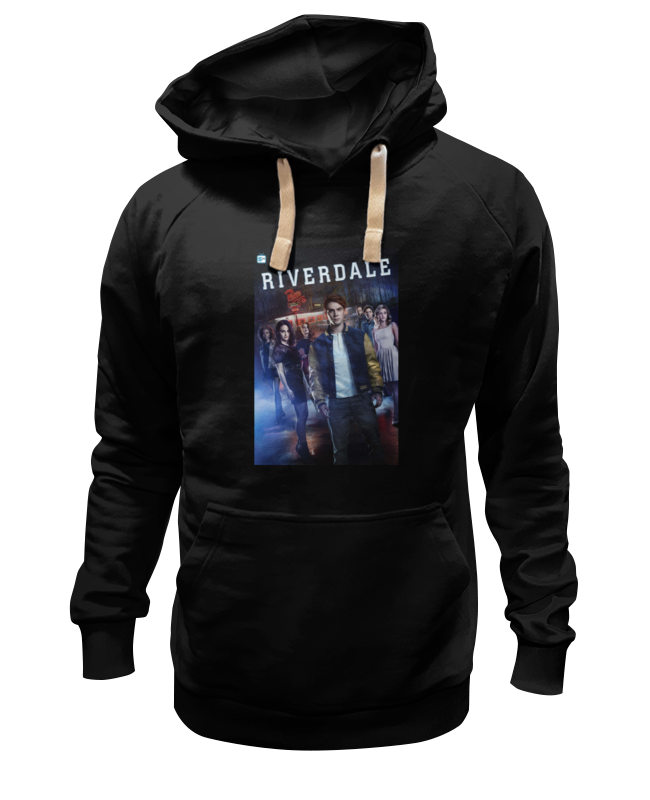 Толстовка Wearcraft Premium унисекс Printio Riverdale (ривердейл) худи print bar riverdale