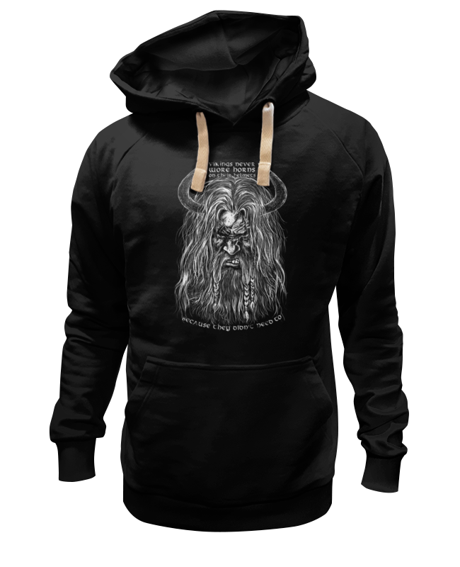 Толстовка Wearcraft Premium унисекс Printio Викинг футболка викинг
