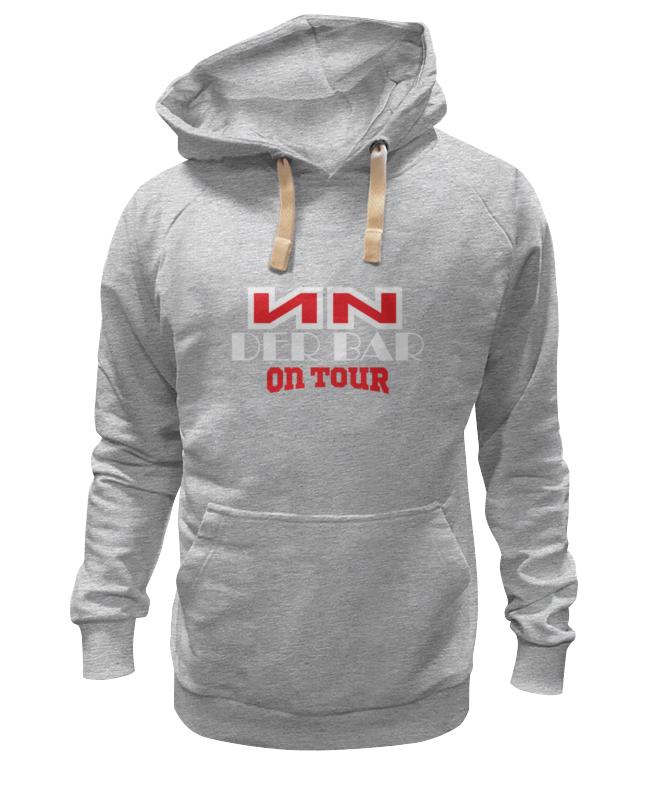 Толстовка Wearcraft Premium унисекс Printio Underbar grey hoodie hoodie feelj hoodie