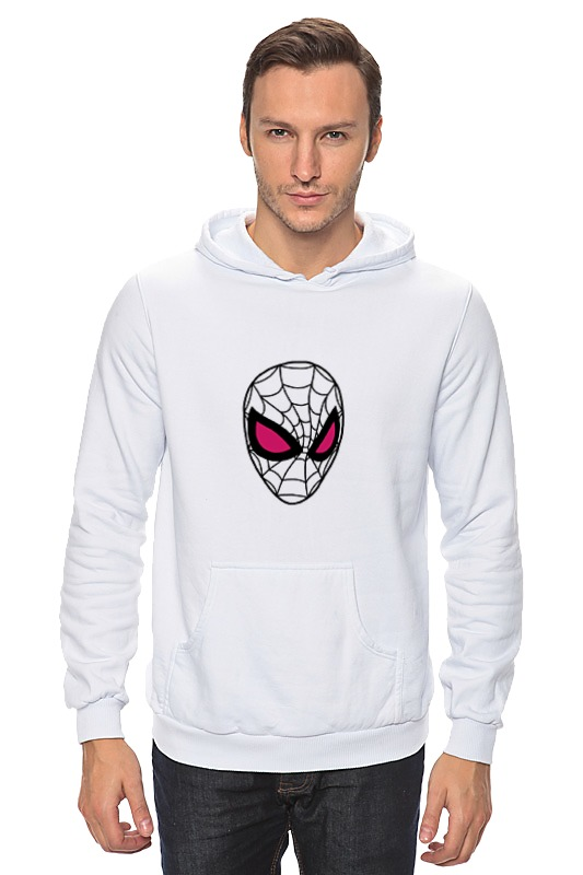 Толстовка Wearcraft Premium унисекс Printio Человек-паук эймис л пошаговый метод рисования ли эймиса разнообразные объекты пейзажи натюрморты человек без одежды человек в одежде портрет