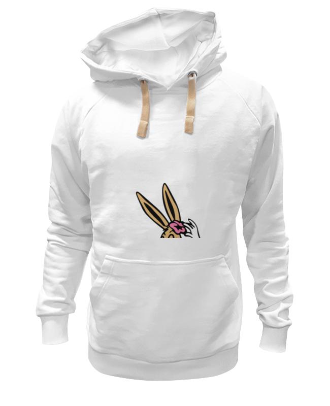 Толстовка Wearcraft Premium унисекс Printio Bugs bunny_woman