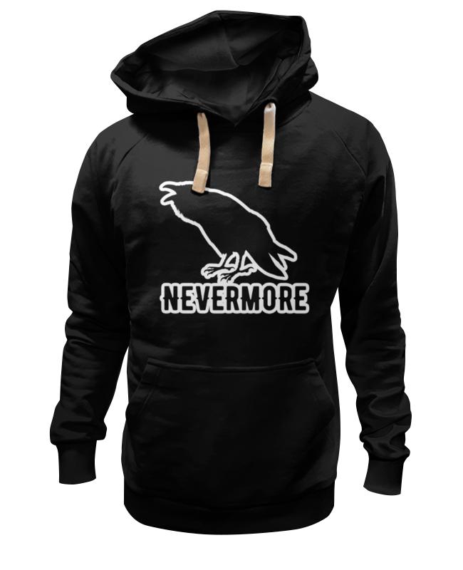 Толстовка Wearcraft Premium унисекс Printio Nevermore толстовка wearcraft premium унисекс printio yale bulldogs