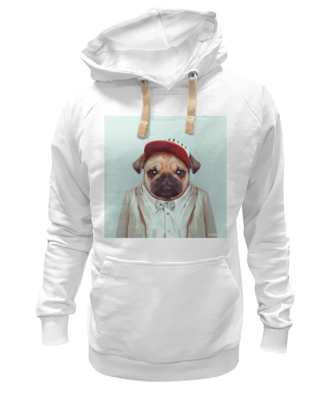 Printio Деловой мопс футболка wearcraft premium printio деловой мопс