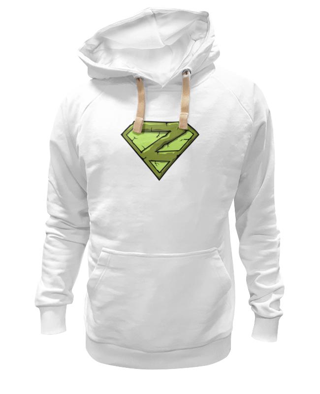 Толстовка Wearcraft Premium унисекс Printio Zombie man толстовка wearcraft premium унисекс printio zombie kiss