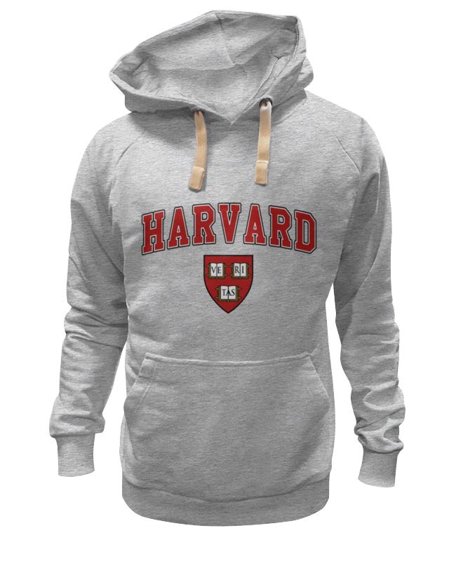 Толстовка Wearcraft Premium унисекс Printio Harvard