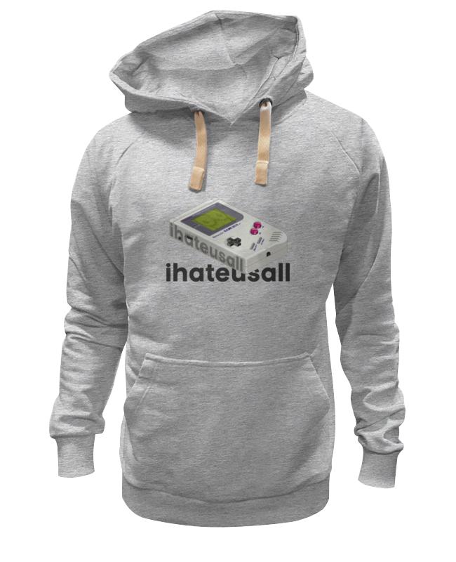 Толстовка Wearcraft Premium унисекс Printio Haters hoodie hoodie feelj hoodie