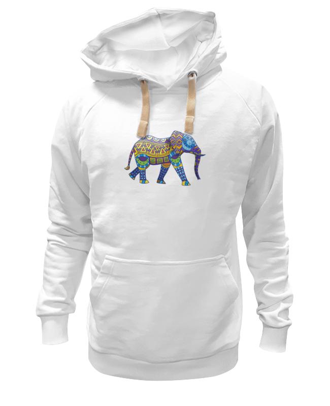 Printio Индийский слон толстовка wearcraft premium унисекс printio индийский слон