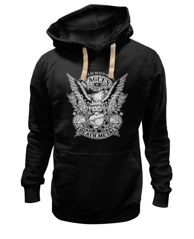 Толстовка Wearcraft Premium унисекс Printio Eagles of death metal толстовка wearcraft premium унисекс printio death race 2000