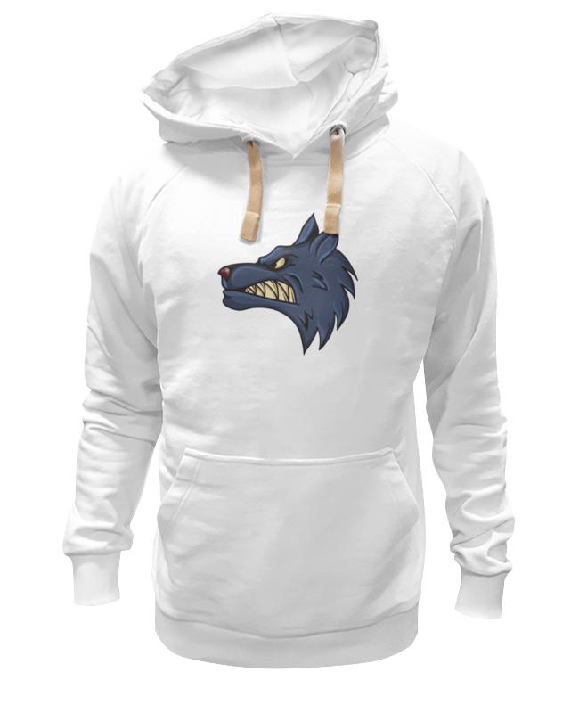 Толстовка Wearcraft Premium унисекс Printio Angry wolf толстовка wearcraft premium унисекс printio lone wolf