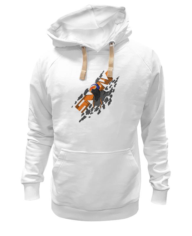 Толстовка Wearcraft Premium унисекс Printio Snowboarder свитшот print bar snowboarder