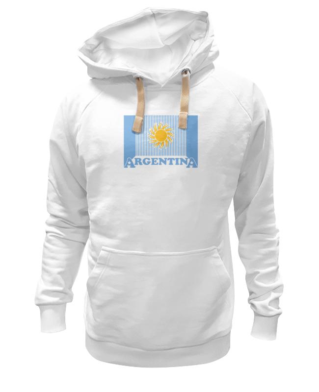 Толстовка Wearcraft Premium унисекс Printio Аргентина