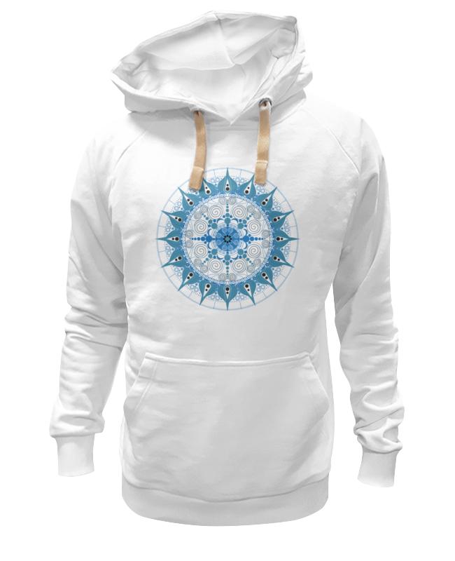 Толстовка Wearcraft Premium унисекс Printio Мандала для счастья в личной жизни футболка wearcraft premium printio мандала для счастья в личной жизни