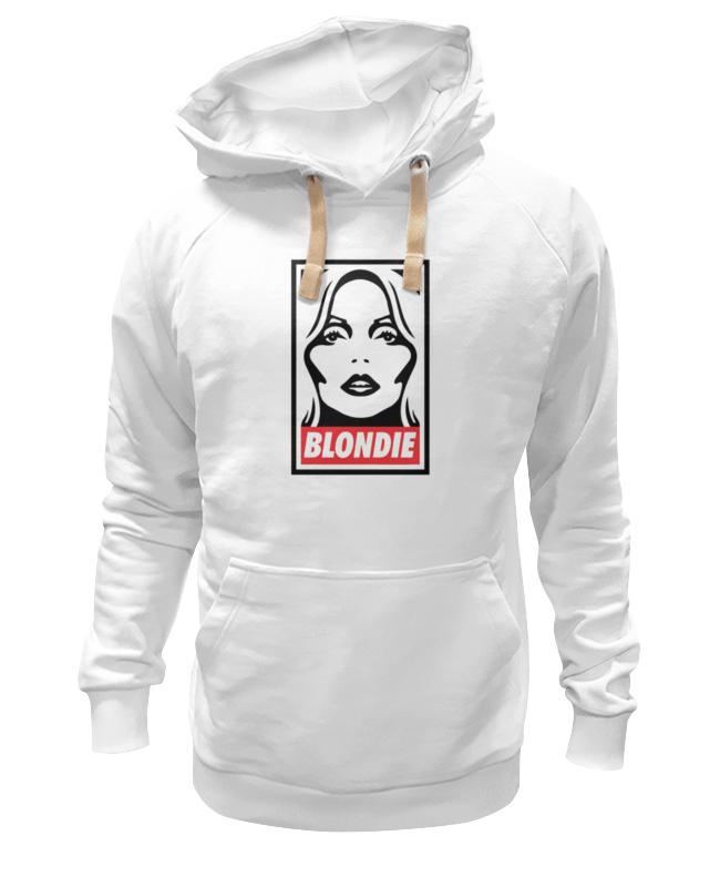 Толстовка Wearcraft Premium унисекс Printio Blondie