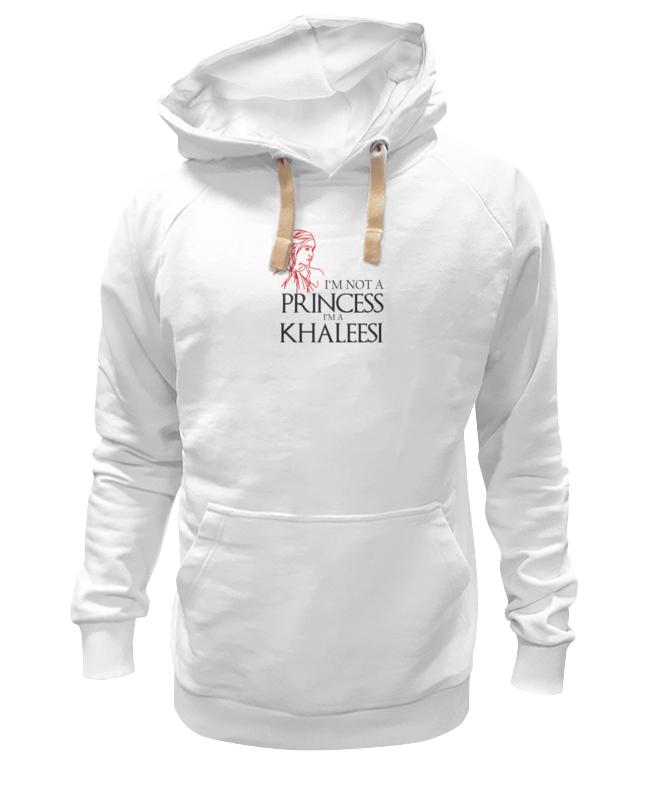 Толстовка Wearcraft Premium унисекс Printio Игра престолов (game of thrones) khaleesi футболка wearcraft premium printio игра престолов game of thrones