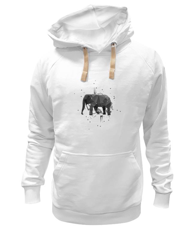 Толстовка Wearcraft Premium унисекс Printio Elephant толстовка wearcraft premium унисекс printio elephant