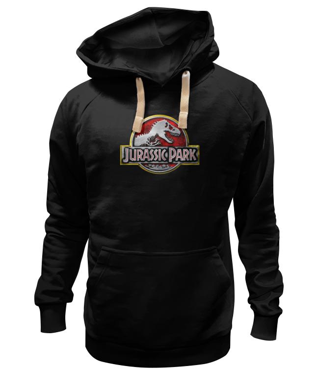 Толстовка Wearcraft Premium унисекс Printio Jurassic park / парк юрского периода толстовка wearcraft premium унисекс printio парк юрского периода jurassic park