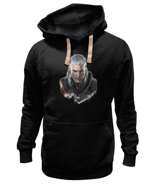 Толстовка Wearcraft Premium унисекс Printio Ведьмак куртка кожаная urban fashion for men urban fashion for men mp002xm0yjew
