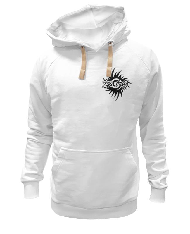 Толстовка Wearcraft Premium унисекс Printio 75 days hoodie of insanity white colgate optic white sparkling white whitening toothpaste 75 ml