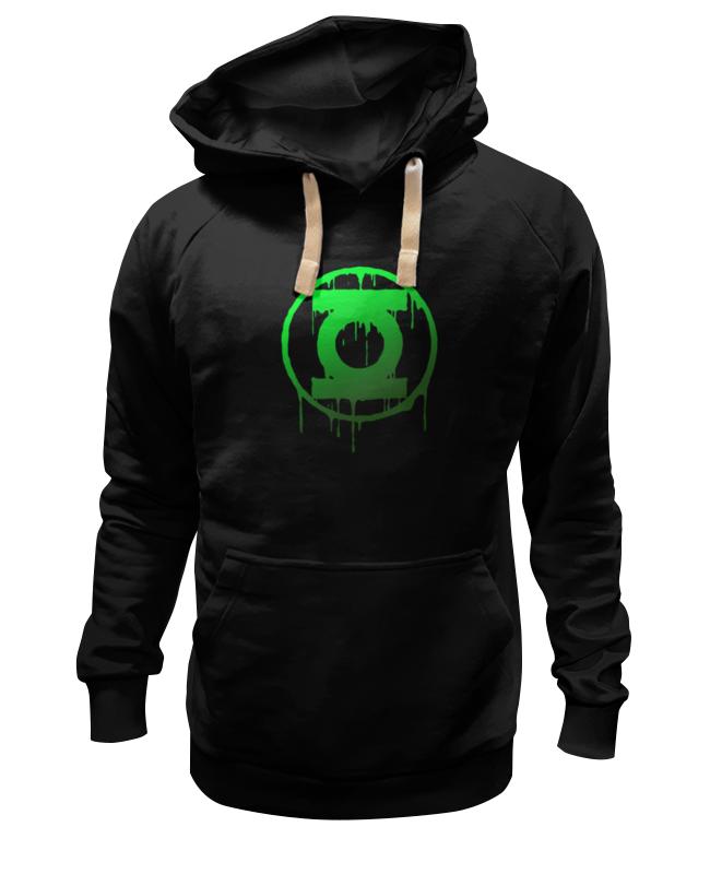 Толстовка Wearcraft Premium унисекс Printio Зеленый фонарь