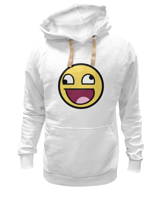 Толстовка Wearcraft Premium унисекс Printio Awesome smile футболка классическая printio awesome smile
