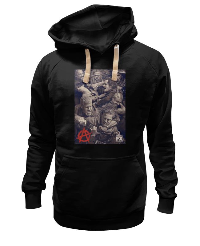 Толстовка Wearcraft Premium унисекс Printio Мама анархия папа стакан бурбона случайные мальчика девочка любовь папа мама футболка шорты 2pcs наряды одежду комплекс