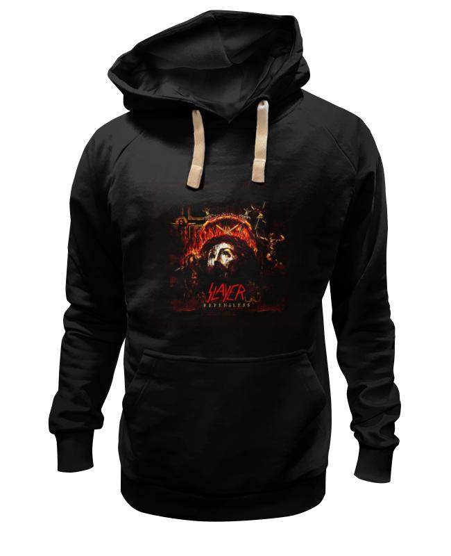Толстовка Wearcraft Premium унисекс Printio Slayer repentless 2015 2015 csm360