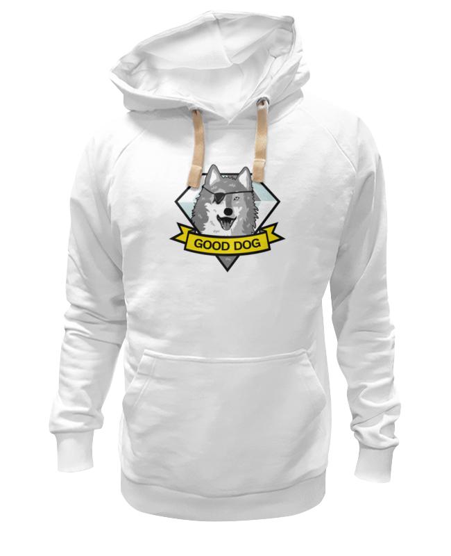 Толстовка Wearcraft Premium унисекс Printio Хороший пес (metal gear) толстовка wearcraft premium унисекс printio уважаемый пес