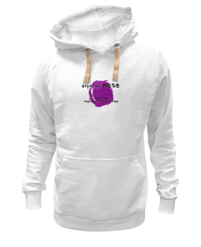 Толстовка Wearcraft Premium унисекс Printio Depeche mode sofad цена и фото
