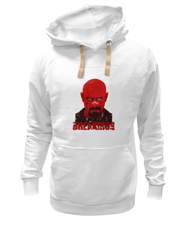 Толстовка Wearcraft Premium унисекс Printio Red heisenberg толстовка wearcraft premium унисекс printio heisenberg red