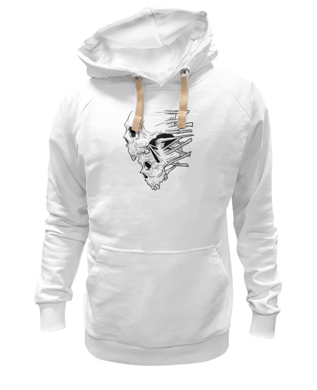 Толстовка Wearcraft Premium унисекс Printio Skull толстовка wearcraft premium унисекс printio панк рок кафе