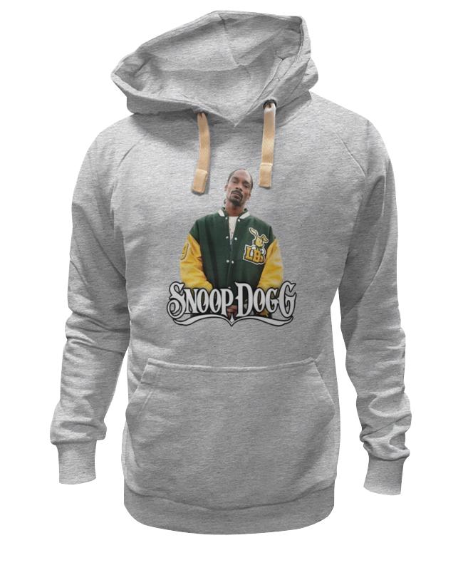 Толстовка Wearcraft Premium унисекс Printio Snoop dogg цена
