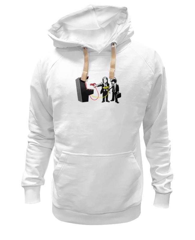 Толстовка Wearcraft Premium унисекс Printio Криминальное чтиво (pulp fiction) водолазка детская bodo цвет серый меланж 7 58u размер 86 92