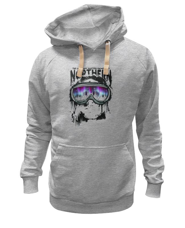 Толстовка Wearcraft Premium унисекс Printio Сноубордист свитшот print bar гагарин сноубордист