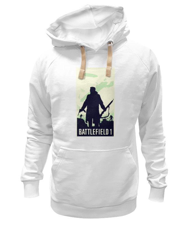 Толстовка Wearcraft Premium унисекс Printio Battlefield 1 детский дартс battlefield soft 7 2cm