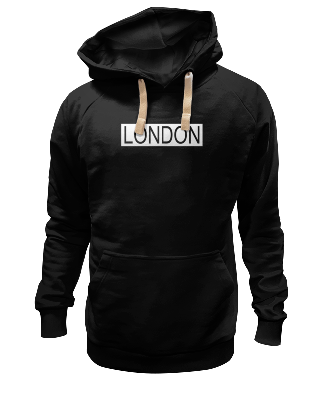 Толстовка Wearcraft Premium унисекс Printio london ozuna london