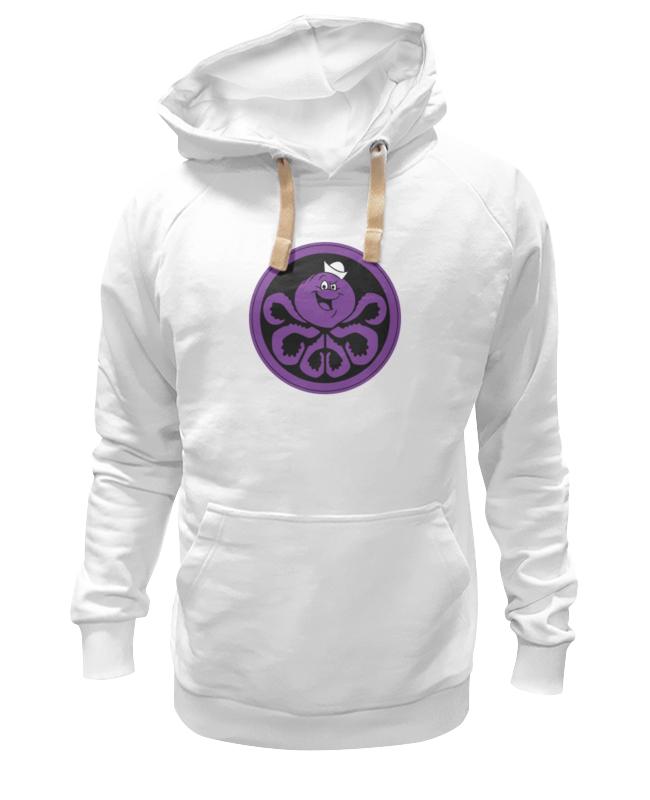 Толстовка Wearcraft Premium унисекс Printio Осьминог толстовка wearcraft premium унисекс printio octopus осьминог
