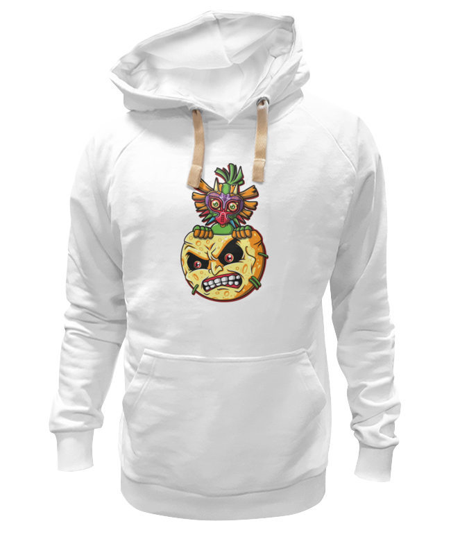 Толстовка Wearcraft Premium унисекс Printio Маска маджоры (зельда) футболка wearcraft premium printio маска маджоры зельда