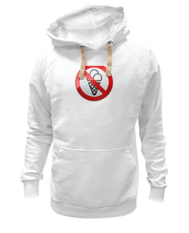 Толстовка Wearcraft Premium унисекс Printio No ice cream средство для эпиляции no 2015 60g depilatory cream