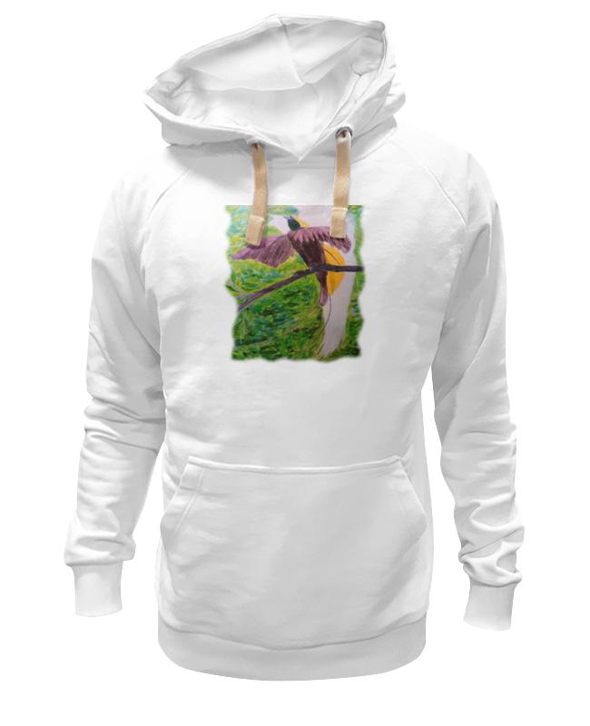 Толстовка Wearcraft Premium унисекс Printio Малая райская птица футболка классическая printio малая райская птица