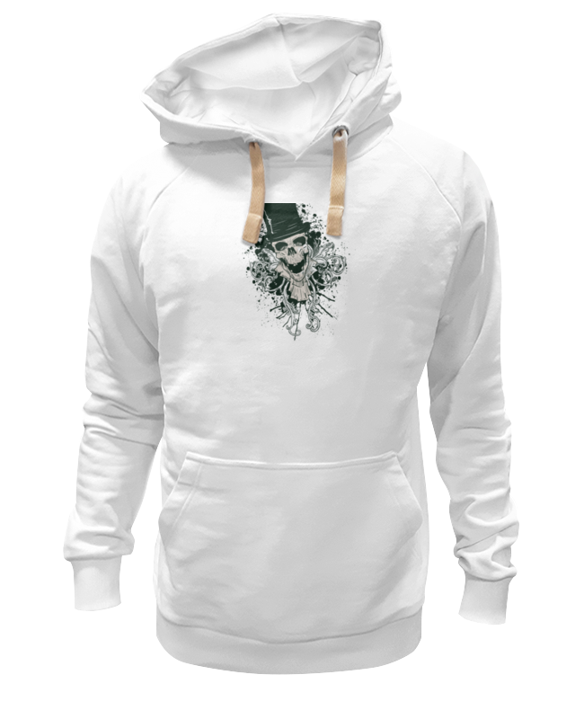 все цены на Толстовка Wearcraft Premium унисекс Printio Skull man онлайн