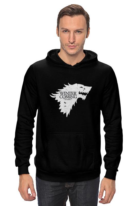 Толстовка Wearcraft Premium унисекс Printio House stark (game of thrones) футболка для беременных printio game of thrones stark
